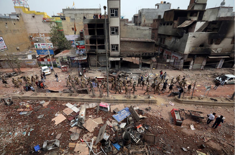Delhi police failed to prevent the communal riots in Delhi – Amnesty  International India - Samachar Live